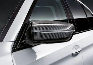 BMW M PERFORMANCE CARBON FIBER MIRROR CAP - RIGHT - BMW (51-16-2-446-822)