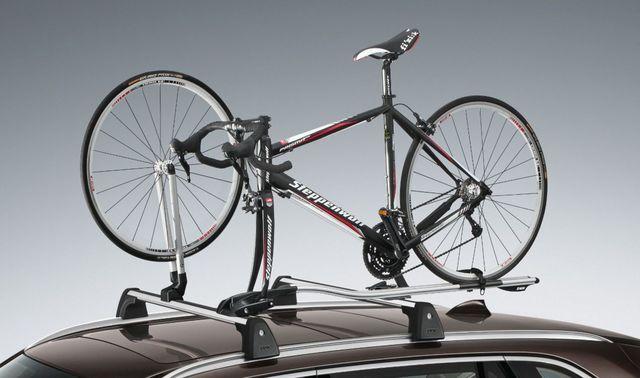 BMW RACING CYCLE HOLDER - LOCKABLE - BMW (82-72-2-326-514)