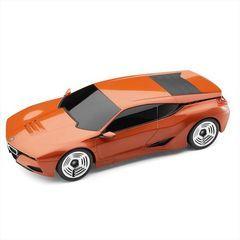 BMW MINIATURE M1 HOMAGE 1:18 - ORANGE - BMW (80-43-2-413-752)