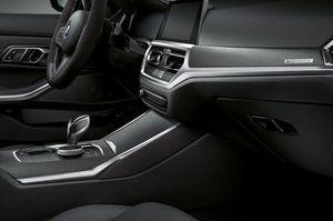 BMW M PERFORMANCE CARBON FIBER INTERIOR TRIM KIT - BMW (51-95-2-466-891)