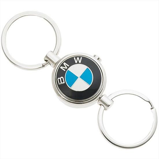 BMW ROUNDEL VALET KEY RING - BMW (82-11-0-419-004)