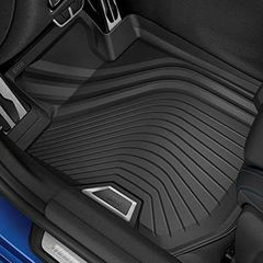 BMW OEM ALL-WEATHER FLOOR LINERS - FRONT - BMW (51-47-2-462-750)