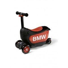 BMW KIDS SCOOTER - BLACK/ORANGE - BMW (80-93-2-450-901)