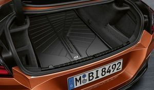 BMW OEM ALL WEATHER CARGO MAT - BMW (51-47-2-458-864)