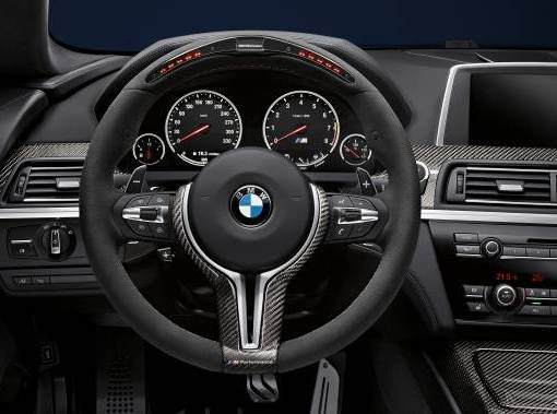 BMW M PERFORMANCE ELECTRONIC STEERING WHEEL - BMW (32-30-2-344-148)