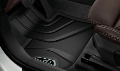 BMW ALL WEATHER FLOOR MATS - FRONT - BMW (51-47-2-365-853)