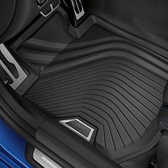 BMW OEM ALL WEATHER FLOOR MATS - FRONT - BMW (51-47-2-461-168)