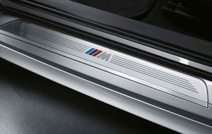 BMW M PERFORMANCE TRIM DOOR SILLS - BMW (51-47-8-051-037)