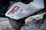 TRD STAMPED ALUMINUM FRONT SKID PLATE - Toyota (PTR60-89190)