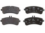 Brake Pads - Mercedes-Benz (007-420-91-20)