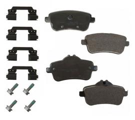 Brake Pads - Mercedes-Benz (007-420-78-20)