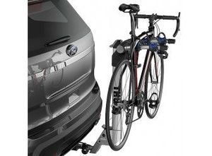 Racks and Carriers - Hitch-Mount Lightweight Bike Carrier by THULE - Ford (VKB3Z-7855100-X)