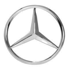 Grille Emblem - Mercedes-Benz (207-817-00-16)