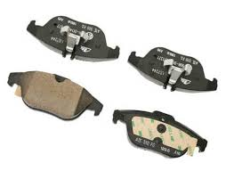 Ts Disk Brake Pad - Mercedes-Benz (007-420-85-20)