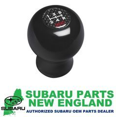 Shift Knob, Sti Duracon 5 M/T - Subaru (C1010FG310)
