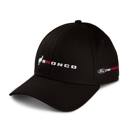 Ford Bronco R New Era Structured Cap - Ford (1516142-00)