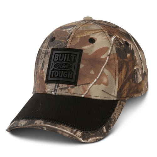 Ford BFT Real Tree Camo Cap - Ford (1438771-00)