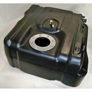 POWERSTROKE DIESEL 40 GAL AFT AXLE FUEL TANK - Ford (XDP9002A)
