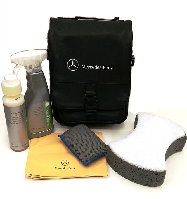 Exterior Car Cleaning Kit - Mercedes-Benz (211-986-00-00-12)