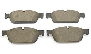 Front Disk Brake Pads - Mercedes-Benz (008-420-00-20)