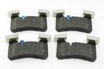 Rear Disk Brake Pads - Mercedes-Benz (000-420-34-00)