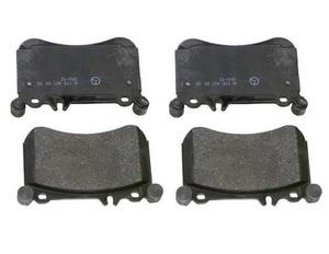 Disk Brake Pad - Mercedes-Benz (0004207404)