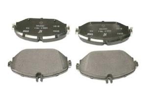 Front Disk Brake Pads - Mercedes-Benz (008-420-38-20)
