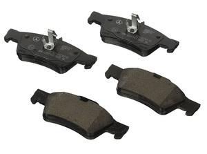 Rear Disk Brake Pads - Mercedes-Benz (007-420-10-20-41)