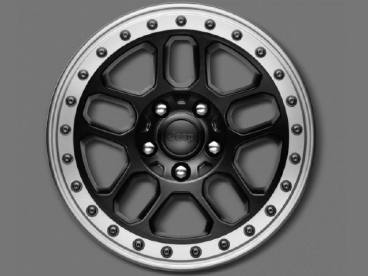 Mopar True Bead-Lock Wheels - Mopar (77072466AB)