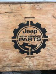"""Lift Kit, 4"""" Lift Kit - Mopar (77072353AD)"""