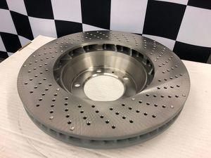 Disc Brake Rotor - Porsche (997-351-406-02)