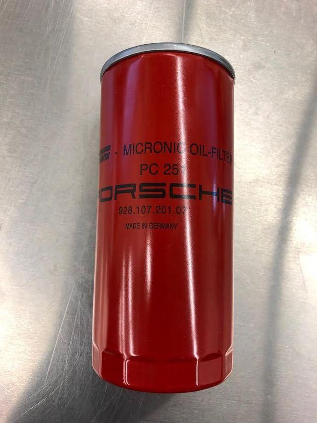 Engine Oil Filter - Porsche (928-107-201-07)