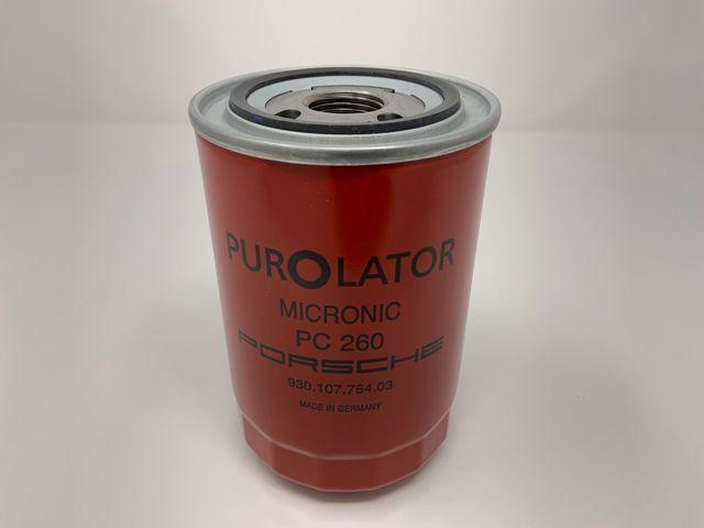 Engine Oil Filter - Porsche (930-107-764-03)