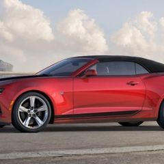 Chevrolet Performance Decal Package, For Camaro V6 Coupe Models - GM (84002057)