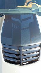 2014-2016 Chevrolet Corvette Z06 Jake Logo Hood Decal - GM (23360470)