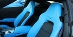 CORVETTE C7 GT TWO-TONE SEAT COVER CONVERSION - GM (GT-TWOTONE)