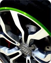 Alloy Gator Green - GM (GATOR-GREEN)