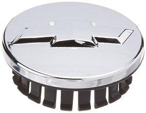 Wheel Center Caps, Chrome w/Chrome Bowtie Logo - GM (19301593)