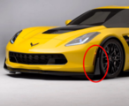 """Performance Aero Kit """"Stage 3"""" Downforce Package (Z06 Only) - GM (84056038)"""