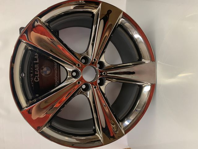 Disk Wheel Light-Alloy Midn 36907111 - BMW (36-11-6-792-685)