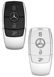 Key Fob USB, 8 Gb - Mercedes-Benz (MBE-548-BK)