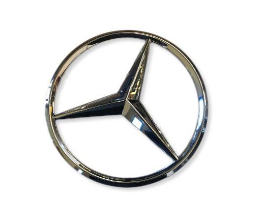 Mercedes benz star emblem 000 817 10 16 mbpartshub for Mercedes benz star emblem