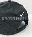 Nike running cap (Black) - Mercedes-Benz (MWC-467-BK)