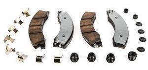 Brake Pads - GM (84256349)