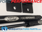 """2015-2019 MUSTANG HOOD LIFT KIT WITH LASER ENGRAVED """"FORD PERFORMANCE"""" LOGO - FORD PERFORMANCE (M-16826-MA)"""