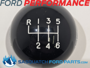 FORD PERFORMANCE SHIFT KNOB 6-SPEED - FORD PERFORMANCE (M-7213-M8A)