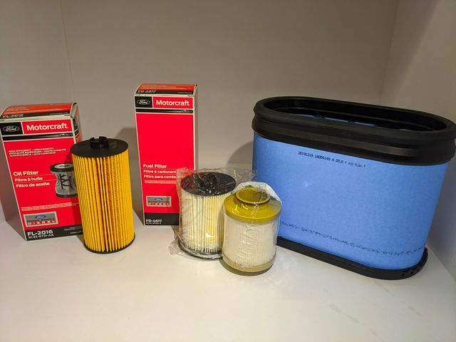 Filter Kit - (08-10 6.4L) Super Duty - Ford (081064FILTERKIT)