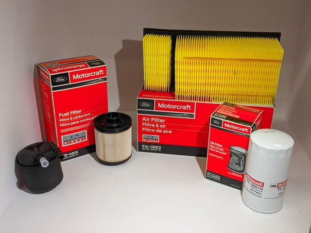 Filter Kit - (11-16 6.7L) Super Duty - Ford (111667FILTERKIT)