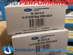 2015-2019 MUSTANG OPEN BACK LUG NUT KIT (5 NUTS) - FORD PERFORMANCE (M-1012-N)