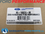 """2005-2014 MUSTANG HOOD LIFT KIT WITH LASER-ENGRAVED """"FORD PERFORMANCE"""" LOGO - FORD PERFORMANCE (M-16826-M)"""
